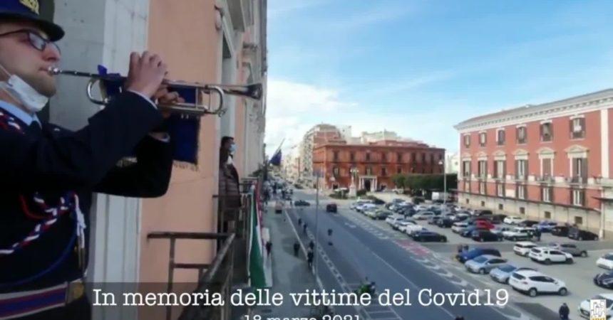 Un minuto di silenzio nei Comuni d'Italia per le vittime del Covid