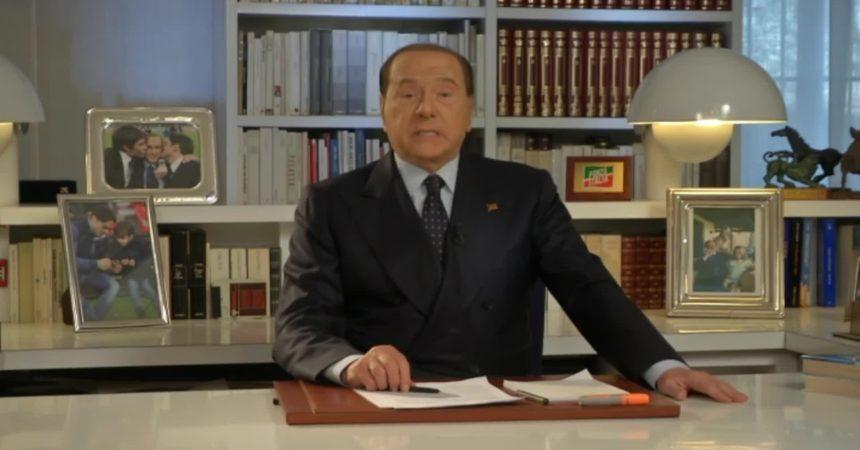 """Berlusconi """"Con il Dl Sostegno imboccata la strada giusta"""""""