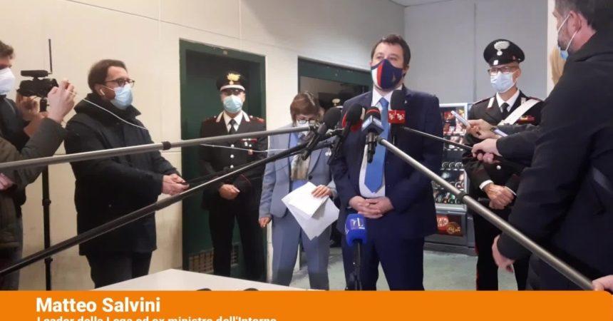 """Open Arms, Salvini """"Felice di aver difeso il mio Paese"""""""