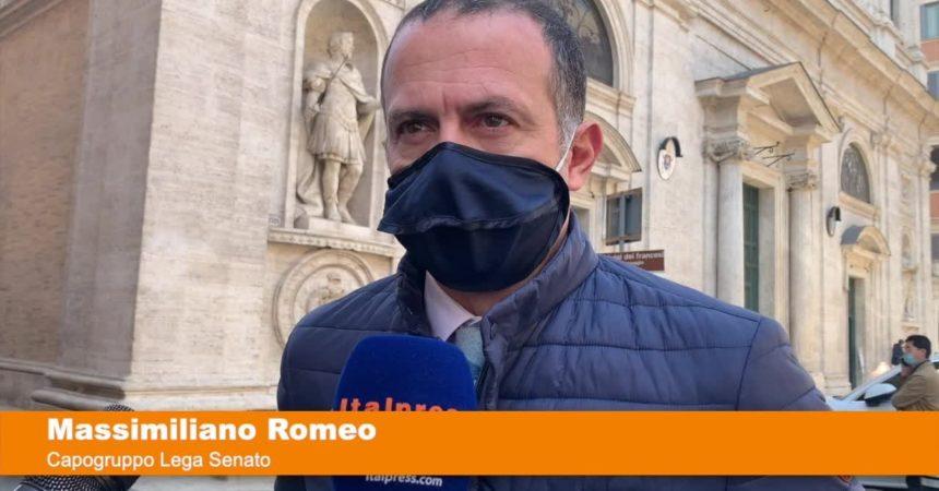 """Vaccino, Romeo """"Da Governo sostegno alle regioni"""""""