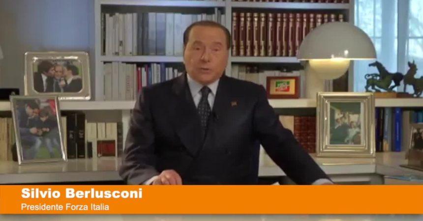 """Covid, Berlusconi """"Accelerare con i vaccini"""""""