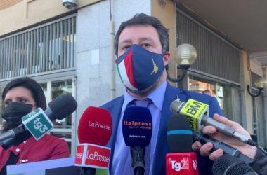 """Ambiente, Salvini """"Con Cingolani si torna a correre"""""""