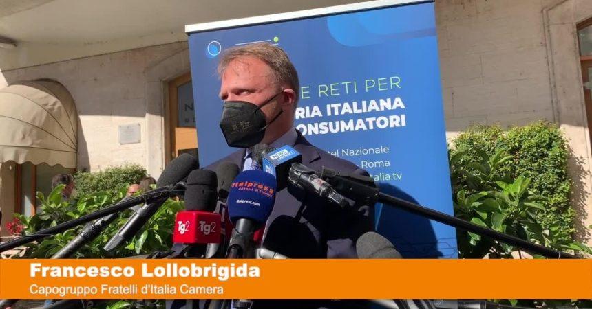 "Banda ultralarga, Lollobrigida ""Colmare i divari in Italia"""