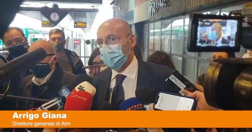 """Tpl Milano. Giana """"Con limite 50% rischio problemi, scaglionare orari"""""""
