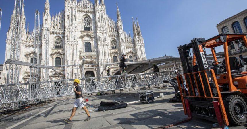 Effetto Covid a Milano, 20mila occupati in meno nel 2020
