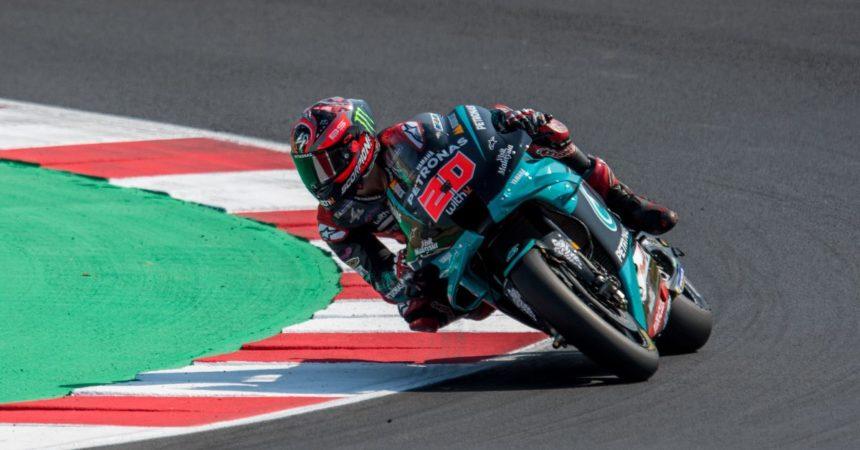 Bis Yamaha con Quartararo nel Gran Premio di Doha