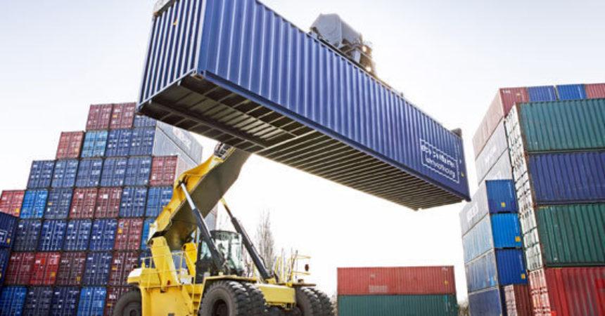 A marzo l'export extra Ue in forte aumento su base annua