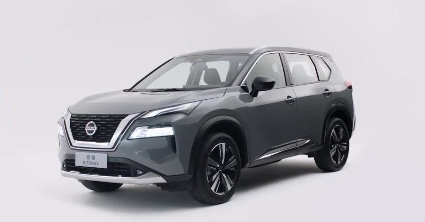 Nissan X-Trail in Europa nel 2022
