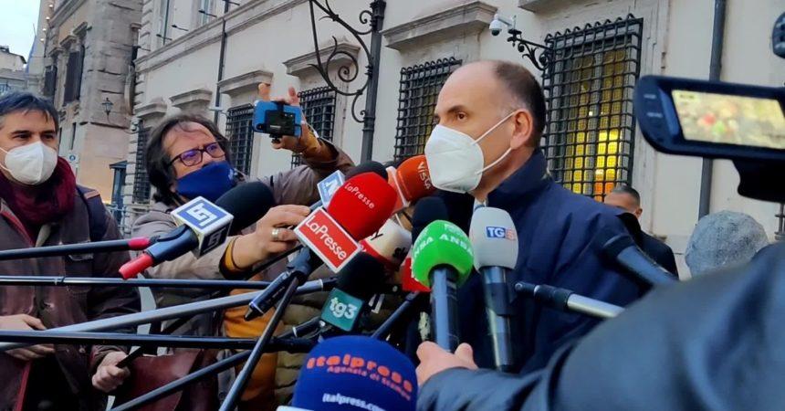 """Covid, Letta """"Decisione unanime dà fiducia al Paese"""""""