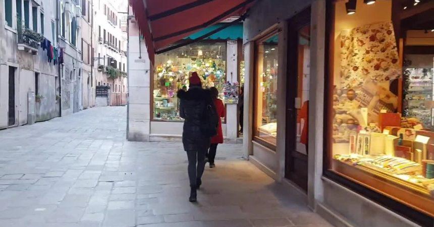 Città d'arte, cali fatturato 65-70% attività commerciali