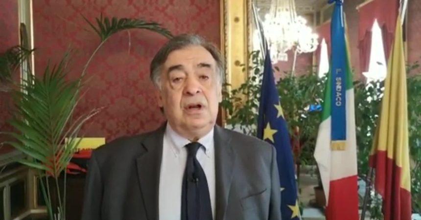 """Sindaco Palermo """"Italia Viva irresponsabile, no Lega in maggioranza"""""""