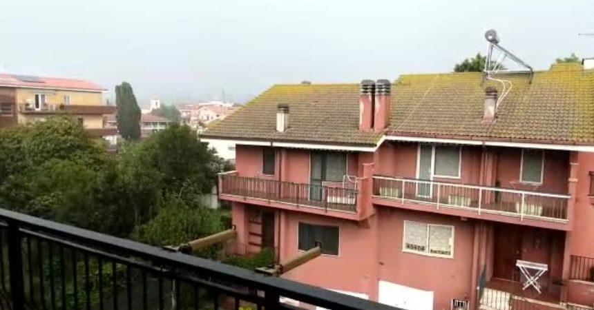 Maltempo, violenti temporali nel Lazio