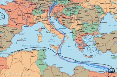 Fleres, il Ponte sullo stretto serve a tutta l'Europa