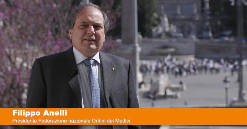 """Anelli """"Bisogna aver fiducia nei vaccini"""""""