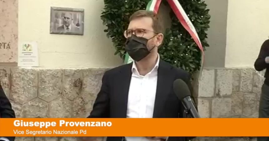"""Mafia, Provenzano """"Pio La Torre costruttore di democrazia"""""""