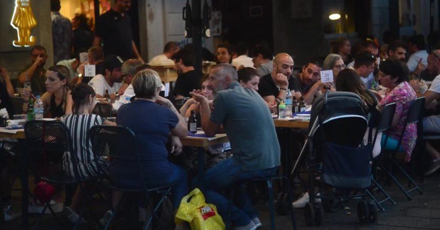 Vale un miliardo la riapertura dei ristoranti