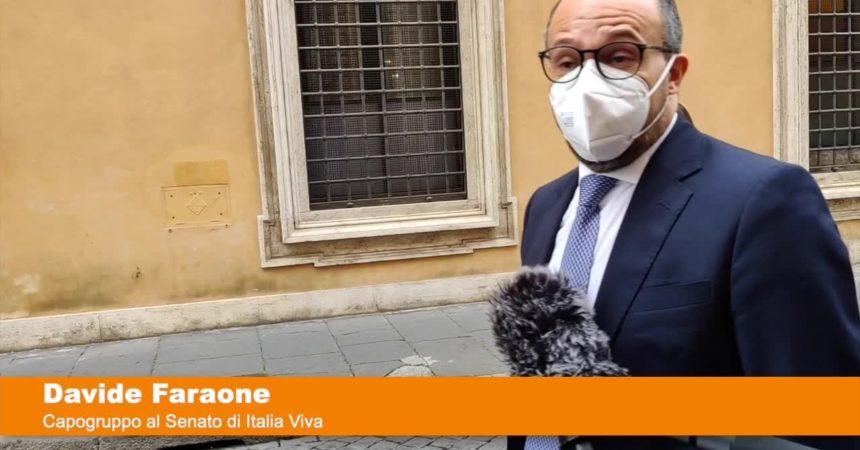 """Governo, Faraone """"Salvini non è così stupido da lasciarlo"""""""