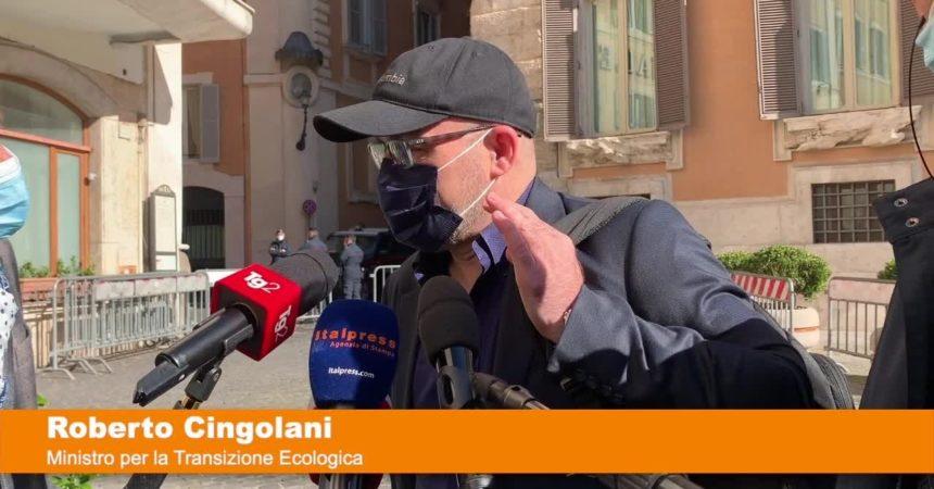 """Transizione Ecologica, Cingolani """"Puntare anche sulla formazione"""""""
