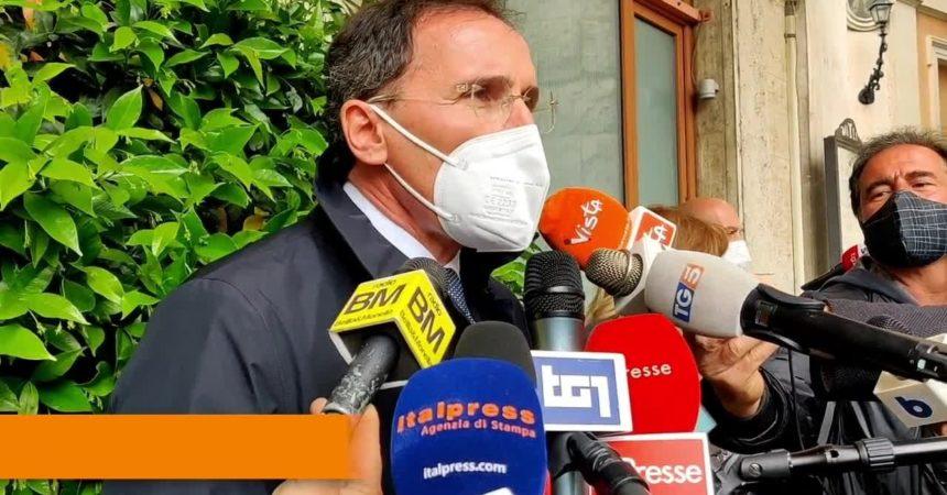 """Boccia """"Nel Recovery Plan l'Italia del futuro"""""""