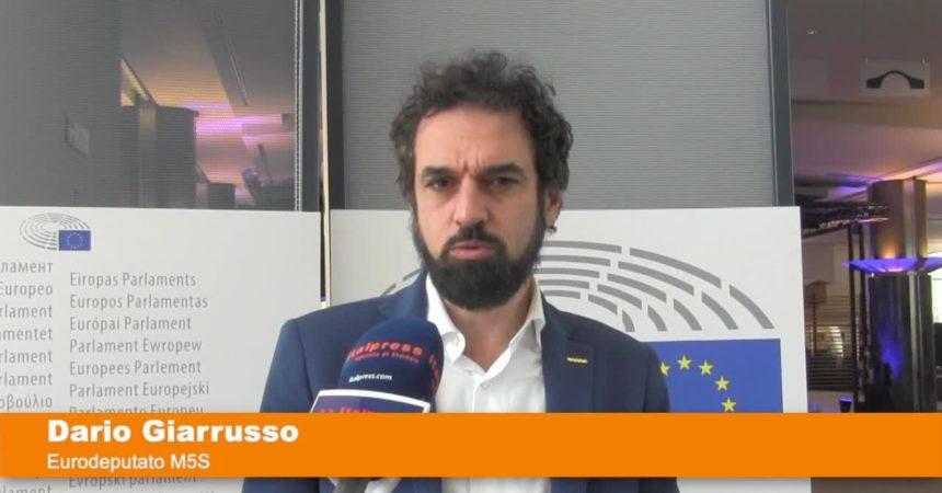 """Recovery, Giarrusso """"Serva a colmare disuguaglianze territori"""""""