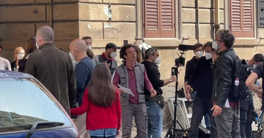 """Ficarra e Picone, ciak a Palermo per la serie """"Incastrati"""""""