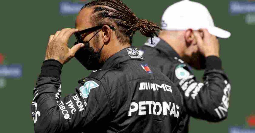 Hamilton vince in Portogallo davanti a Verstappen e Bottas
