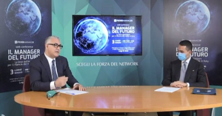 Manager a sostegno dell'export Made in Italy