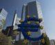 Bce, resta incertezza nel breve termine ma netto recupero nel 2021