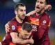 Lazio sconfitta 2-0, il derby va alla Roma