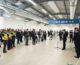"""Un """"pezzo"""" dell'Aeroporto di Linate donato agli Alpini di Brescia"""