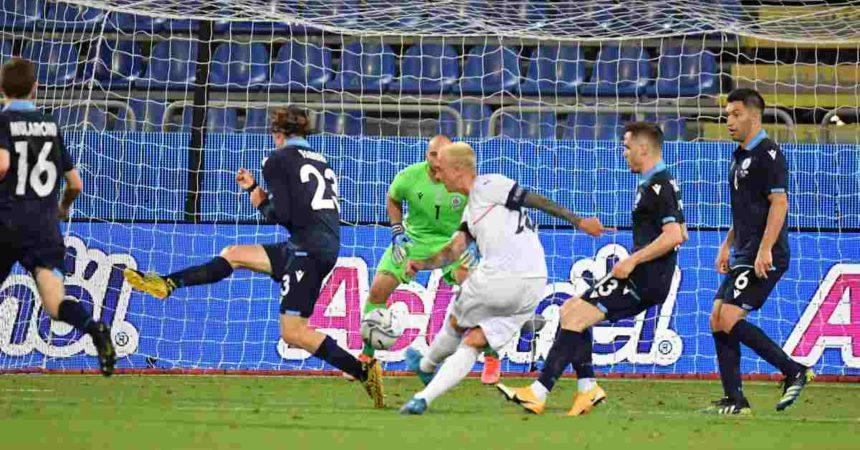 Buon test Italia verso Euro2020, 7-0 contro San Marino