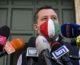 """UE, Salvini """"Mettere insieme i gruppi alternativi alle sinistre"""""""