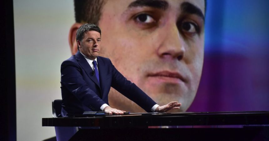 """Giustizia, Renzi """"Scuse Di Maio sigillo finale sulla storia del M5S"""""""