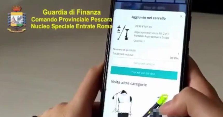 E-commerce, scoperta frode fiscale da 630 mln