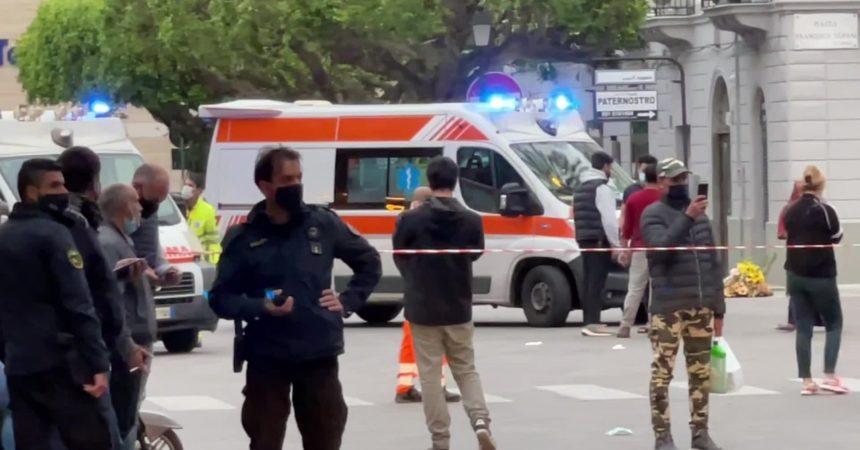 Scoppia bombola in un mini market a Palermo, alcuni feriti