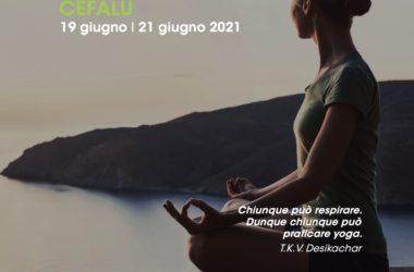 A Cefalù la terza edizione del festival internazionale Odaka Yoga