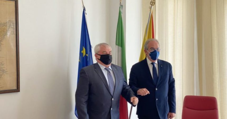 """Unioncamere, al via """"progetto Renella Sicilia Russia"""""""