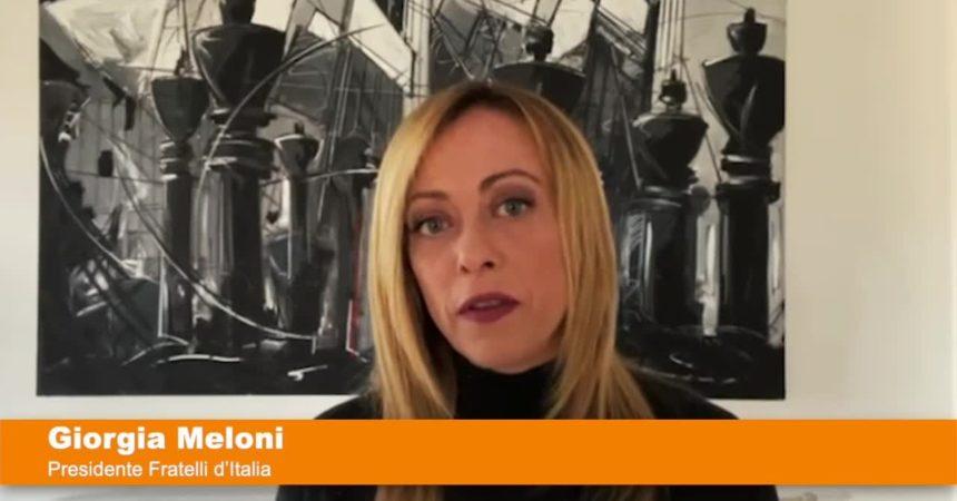 """Affidi, Meloni """"Commissione inchiesta inizi a lavorare"""""""