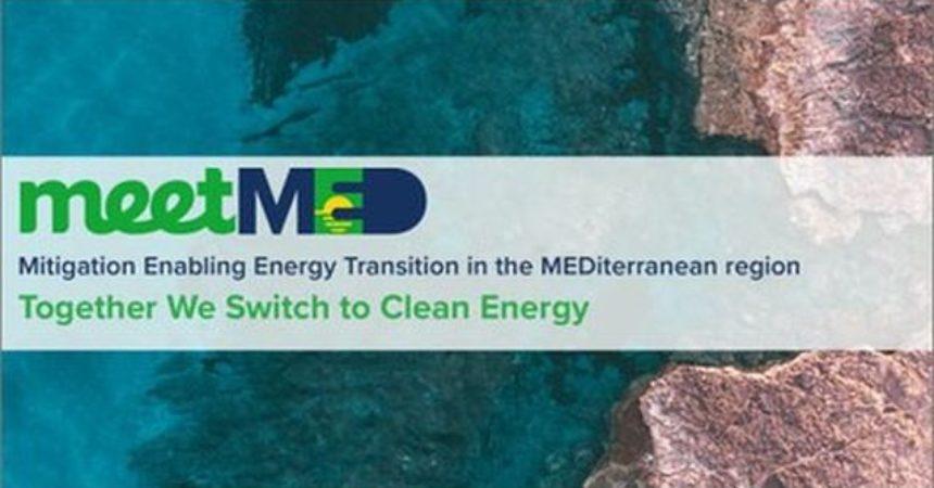 Transizione energetica, parte progetto per sponda Sud del Mediterraneo