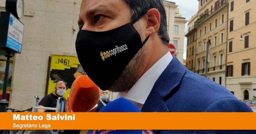 """Rai, Salvini """"Pd e M5S si svegliano dopo anni di lottizzazione"""""""