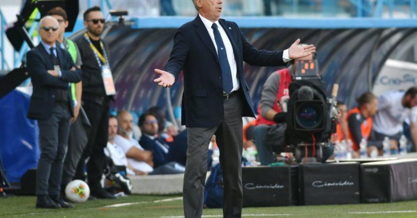 """Ancelotti """"Real club più prestigioso al mondo"""""""