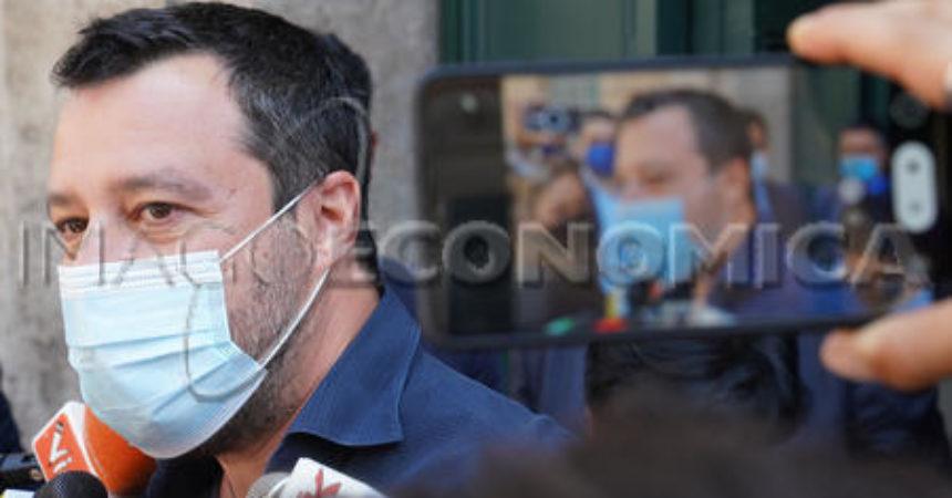 """G7: Salvini """"Bene Draghi, primo passo importante"""""""