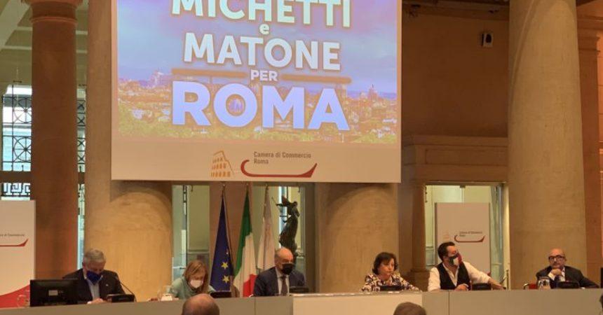 Amministrative, a Roma il centrodestra lancia Michetti-Matone
