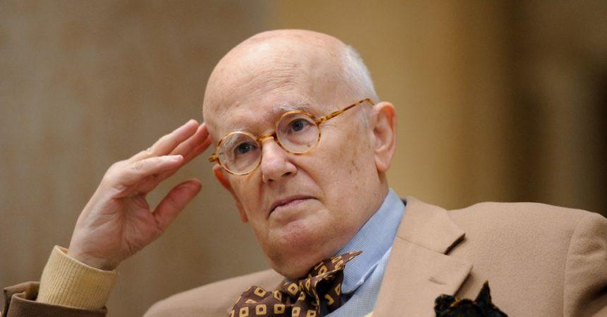 Roberto Gervaso sarà sepolto al Vittoriale