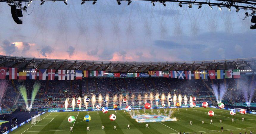 Euro2020, festa della ripartenza a Roma per la gara inaugurale