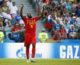 Doppietta Lukaku e gol Meunier, Belgio-Russia 3-0