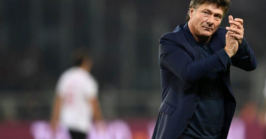 """Mazzarri """"L'Italia può arrivare in fondo, bravo Mancini"""""""