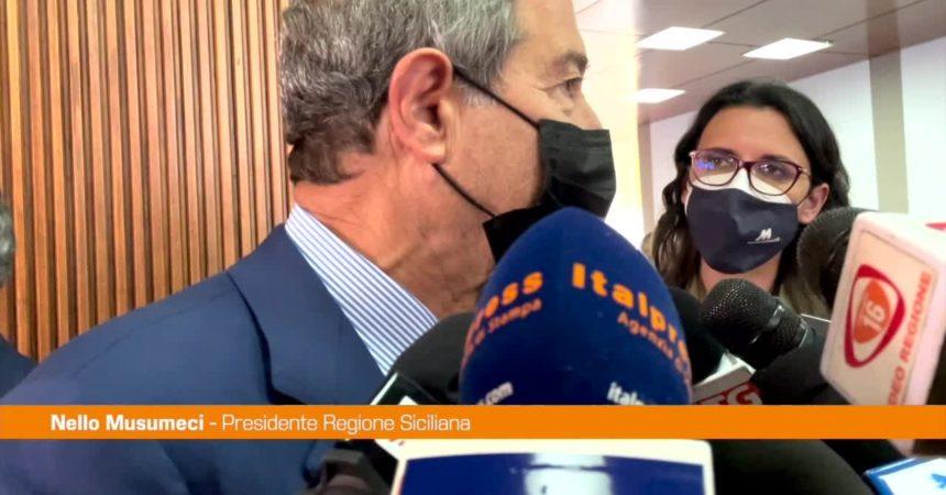"""Musumeci: """"Sicilia deve liberarsi da schiavitù discariche"""""""