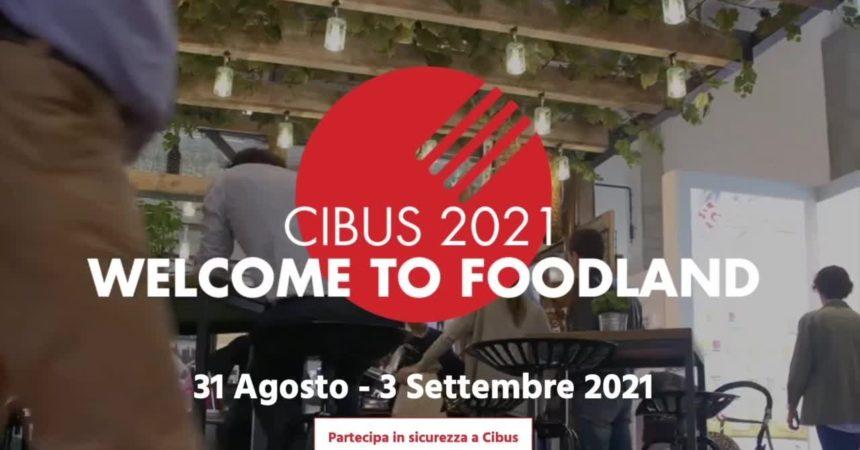 """Il 31 agosto torna """"Cibus"""""""
