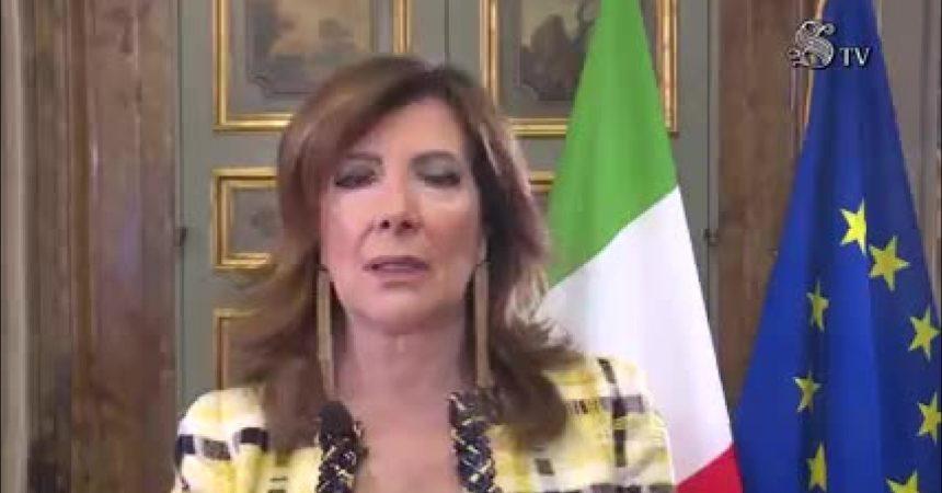 """2 Giugno, Casellati """"Riscoprire l'orgoglio di essere italiani"""""""